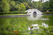 园林景观小桥