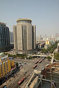 郑州的城市分光