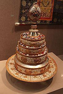 藏传佛教祭祀器皿