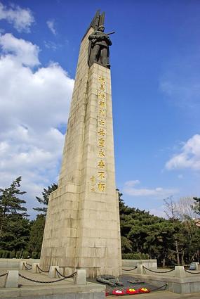 纪念碑石碑