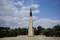抗美援朝烈士纪念碑