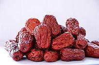 红色和田大红枣