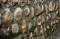 石头的墙壁