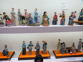 琴棋书画雕塑