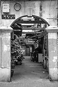 D上海小弄堂