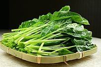 火锅菜品菠菜