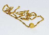 一条金项链