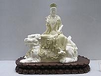 观音菩萨雕塑