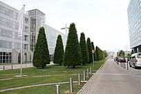 德国的奥迪总部