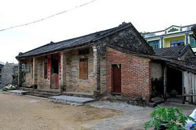 農村老房子