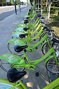 寿光公共自行车