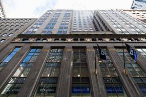 世界金融中心华尔街