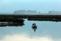 回家的渔船