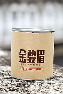 金骏眉茶罐子