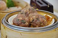陈皮果香蒸牛肉丸