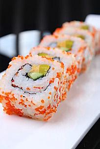 蟹子反卷寿司