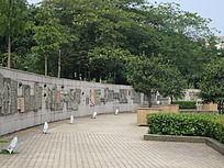黄石团城山广场