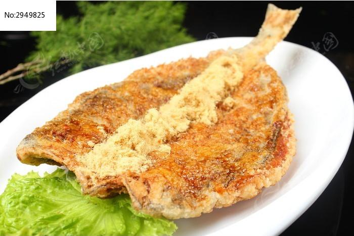 蒜香鱼 烤鱼图片