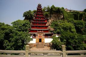 重庆石宝寨
