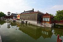 大唐芙蓉园的水榭
