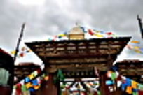 藏族文化建筑