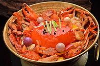 星州胡椒焗膏蟹