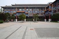 北京国粹苑内景