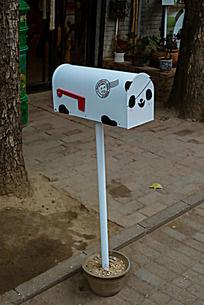 熊猫慢递邮箱
