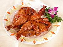 金牌蒜香鸡