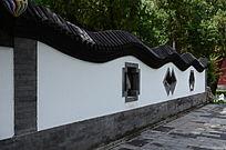 中山公园围墙