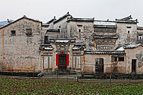 黟县官路的老房子