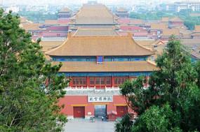 故宫博物馆正门
