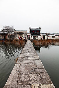 黟县宏村南湖