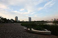 焦作新区龙源湖公园
