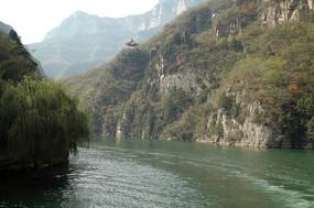 青天河山水风景