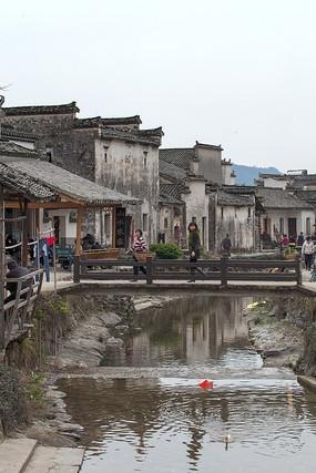黟县卢村民居