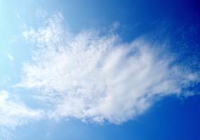 云彩蓝天素材