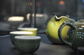 陶瓷特色茶杯商业摄影