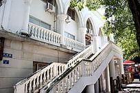 欧式风格建筑楼梯