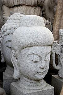 神像石头雕刻