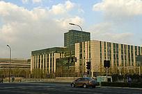 宁波新城现代都市建筑风景