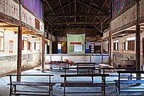 歙县蜈蚣岭村礼堂建筑