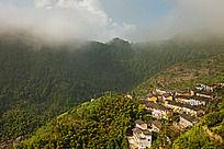 歙县六联自然风景