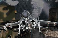 蘇27飛機模型