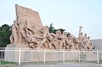 天安门广场雕塑