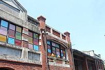 宜兰传统艺术中心的建筑