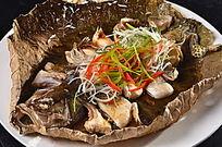 荷香蒸桂鱼