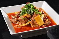 红汤陕北羊肉