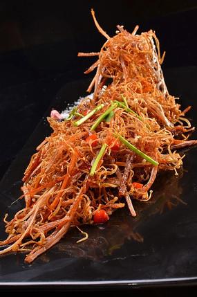 菌香牛肉丝
