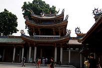 厦门南普陀里的寺庙建筑之一